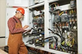 Bảo trì hệ thống điện nhà máy