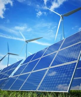Lắp các thiết bị năng lượng mặt trời