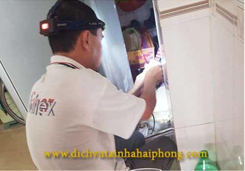 Sửa điện tại Lê Lai NQ HP