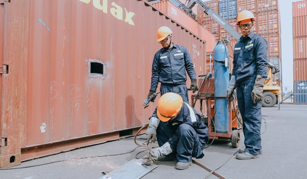 Sửa container lạnh uy tín tại Hải Phòng