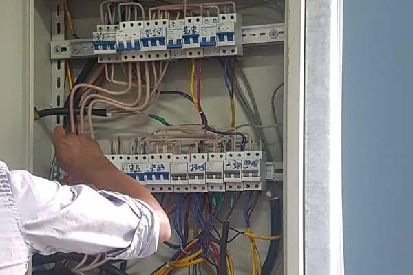 lắp điện nhà xưởng khu công nghiệp