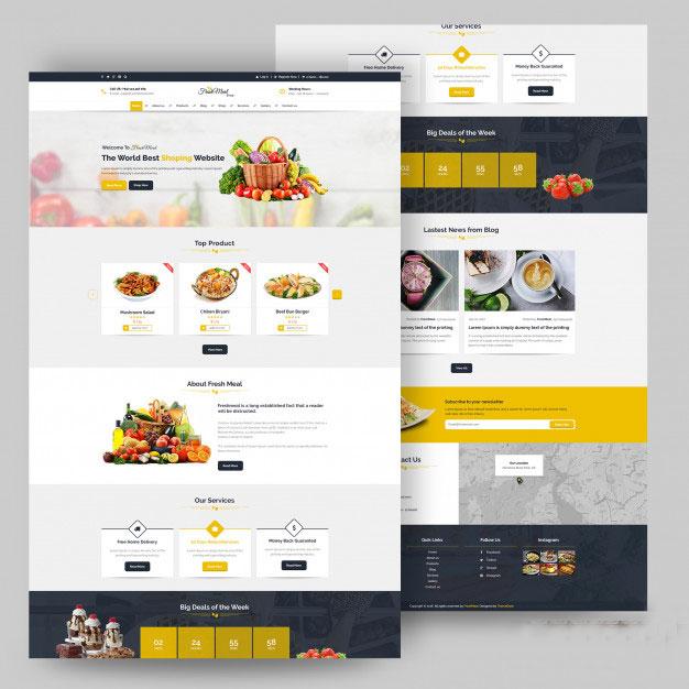 thiết-kế-website-nhà-hàng-chuyên-nghiệp