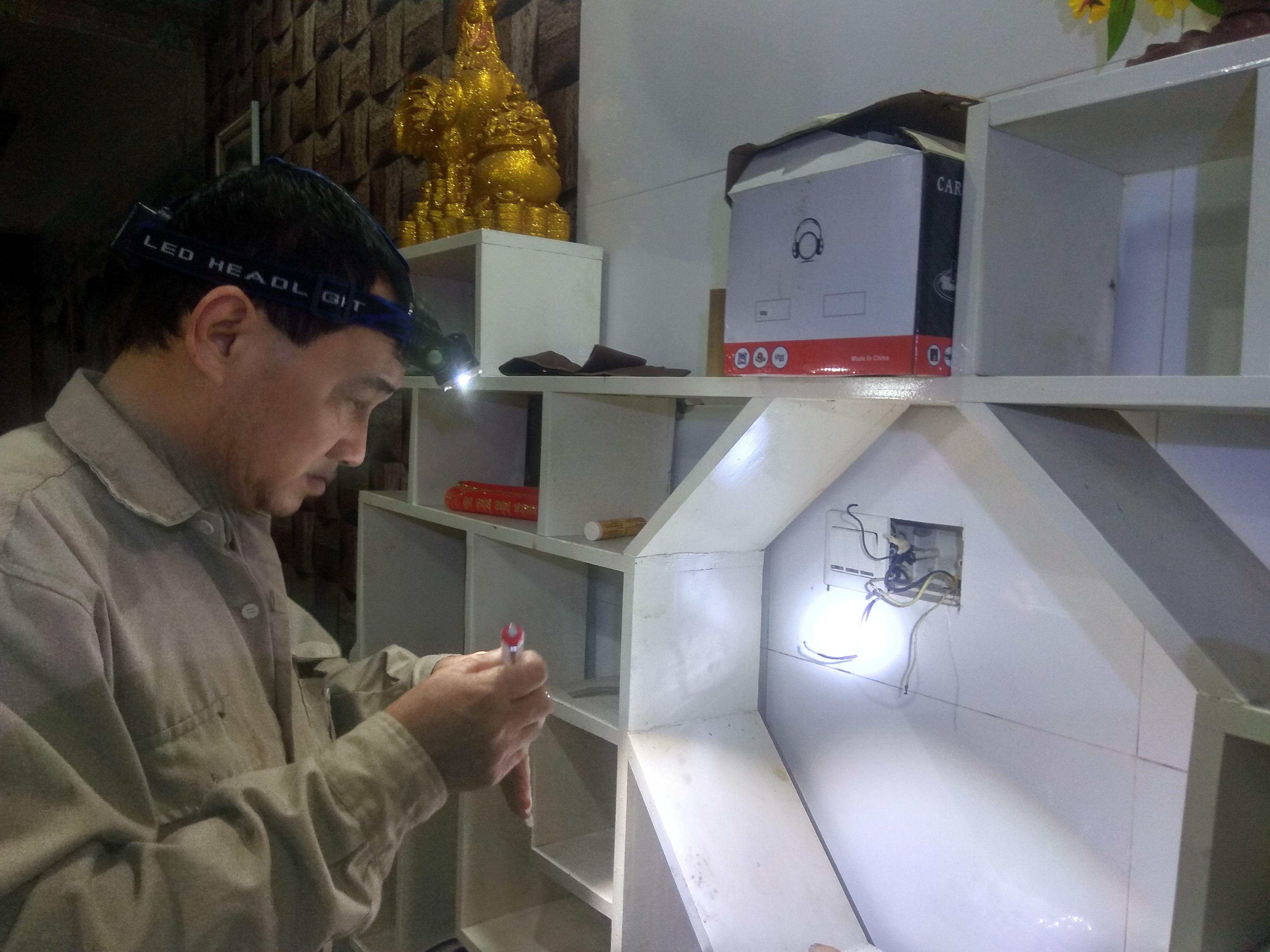sửa điện tại nhà hải Phòng