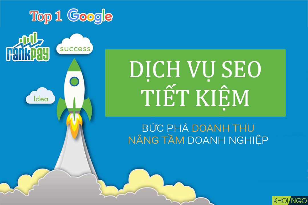 dịch vụ seo website giá rẻ Hải Phòng